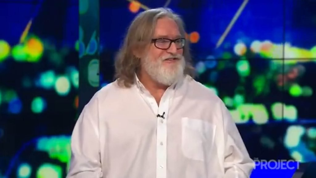Gabe Newell Saying the xbox Series X is better than the PS5