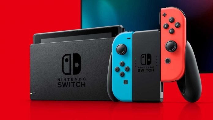 First-generation Nintendo Switch Console