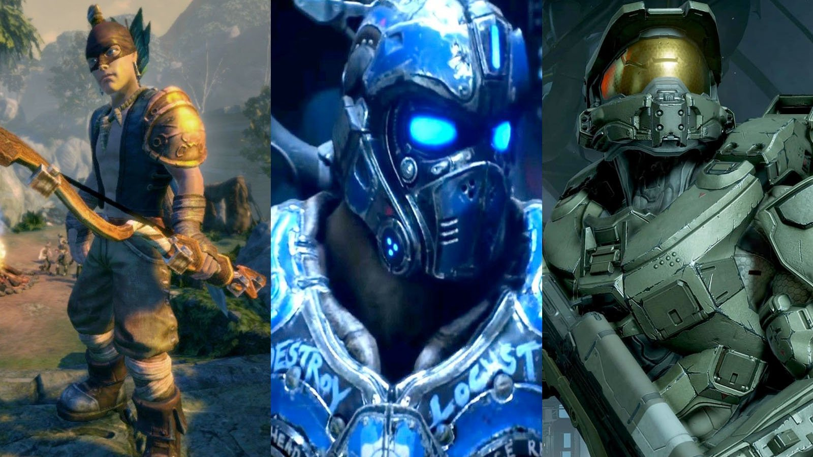 Leak Hints At Fable Reboot, Halo 5 on PC, and Gears 6